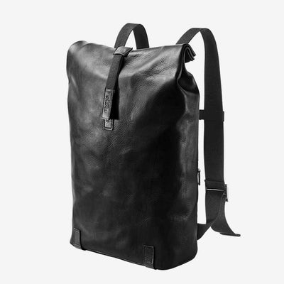Brooks Pickwick Leder Rucksack 26 Liter black