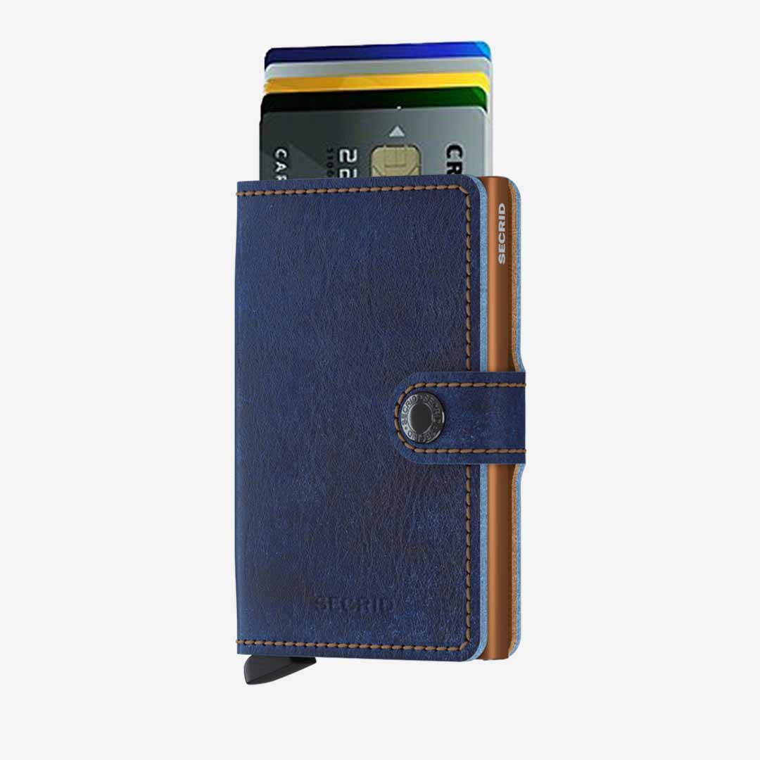 Secrid, Das Original, Mini Wallet Green