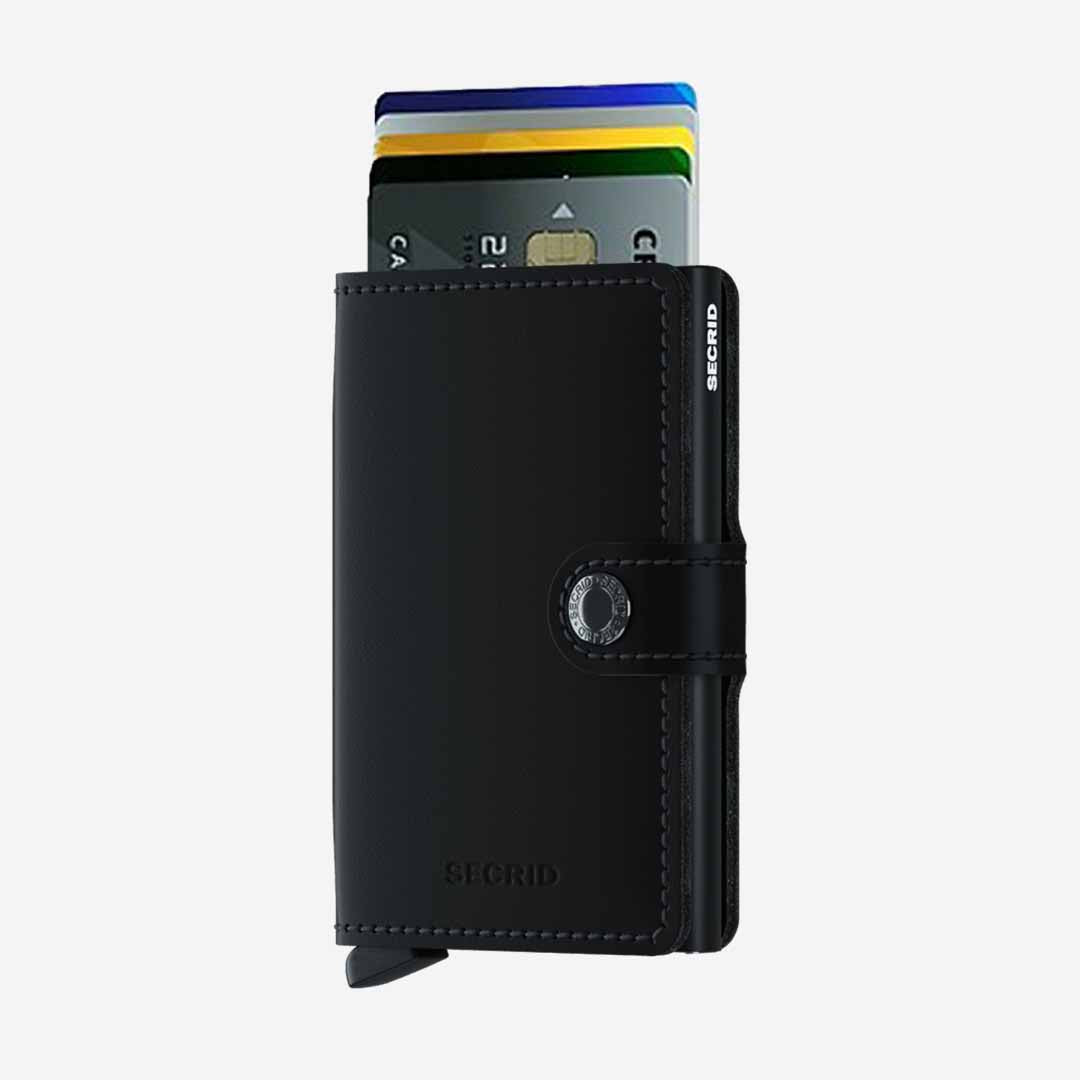 Secrid, Das Original, Mini Wallet Indigo 3