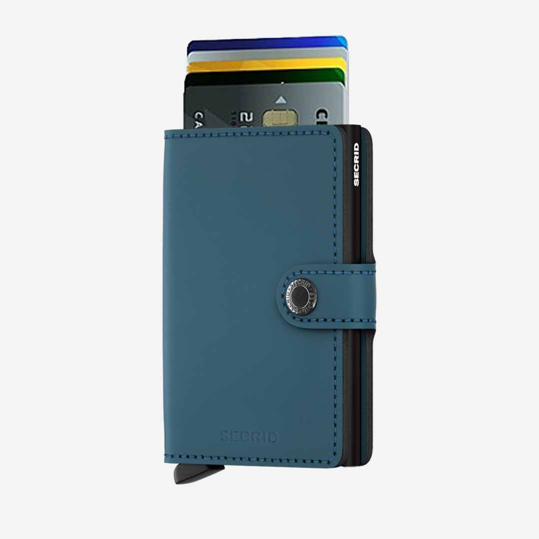 Secrid, Das Original, Mini Wallet Indigo 5