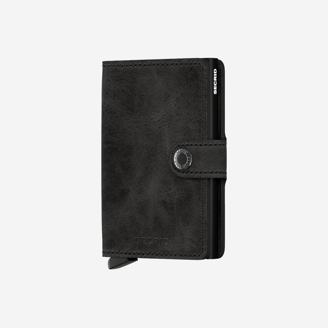 Secrid, Das Original, Mini Wallet Matte Black