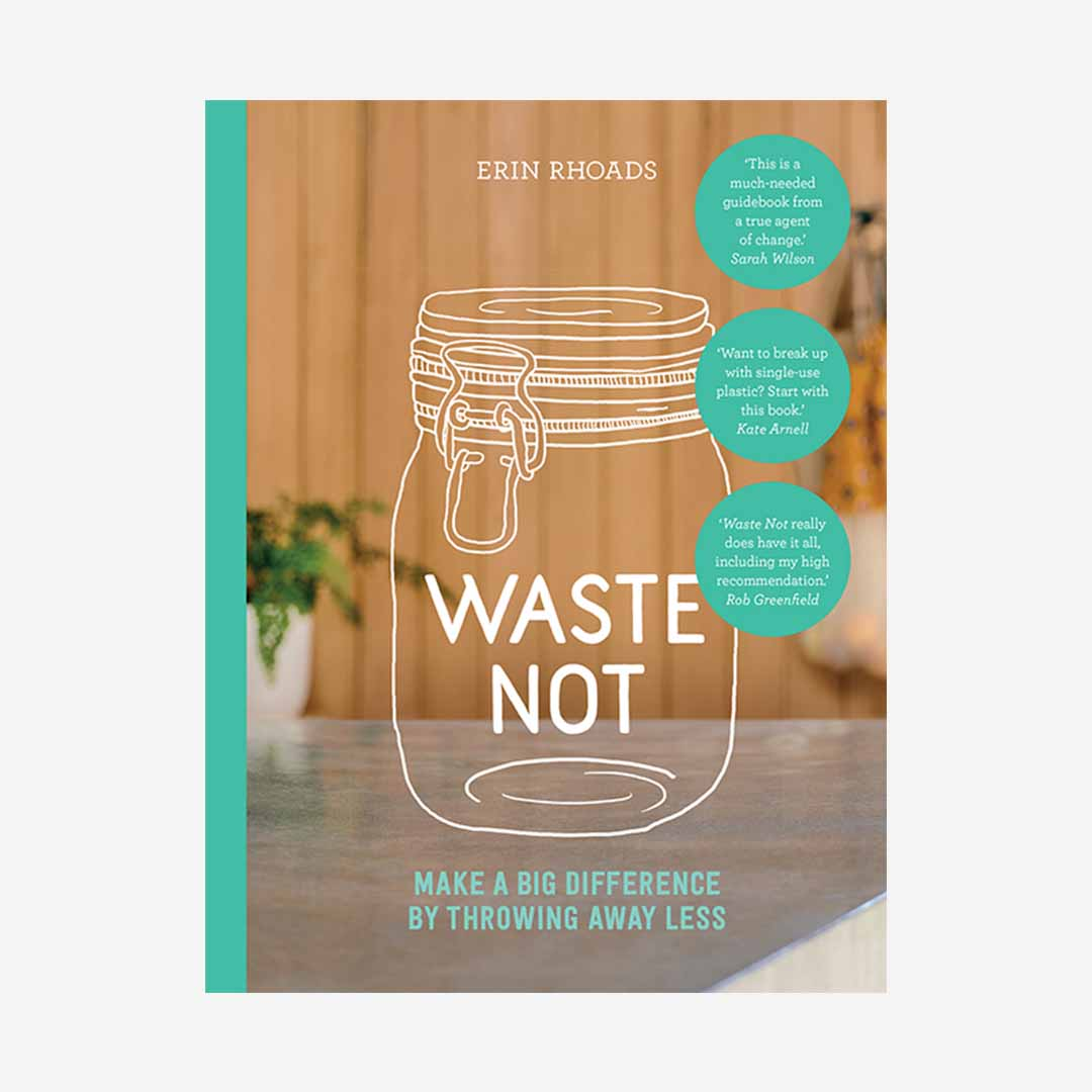 Buch, Waste Not, Erin Rhoads