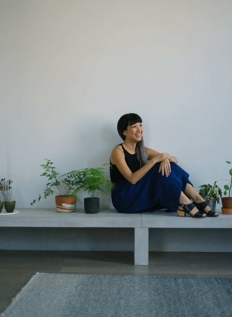 At Home | In an Airy Soho Loft with Architect Jennifer Chang