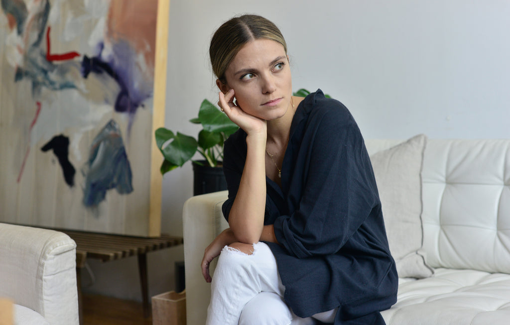 At Home | With Stylist & Art Director Jessi Frederick
