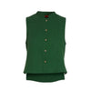 The Studio Sleeveless Top in Jade
