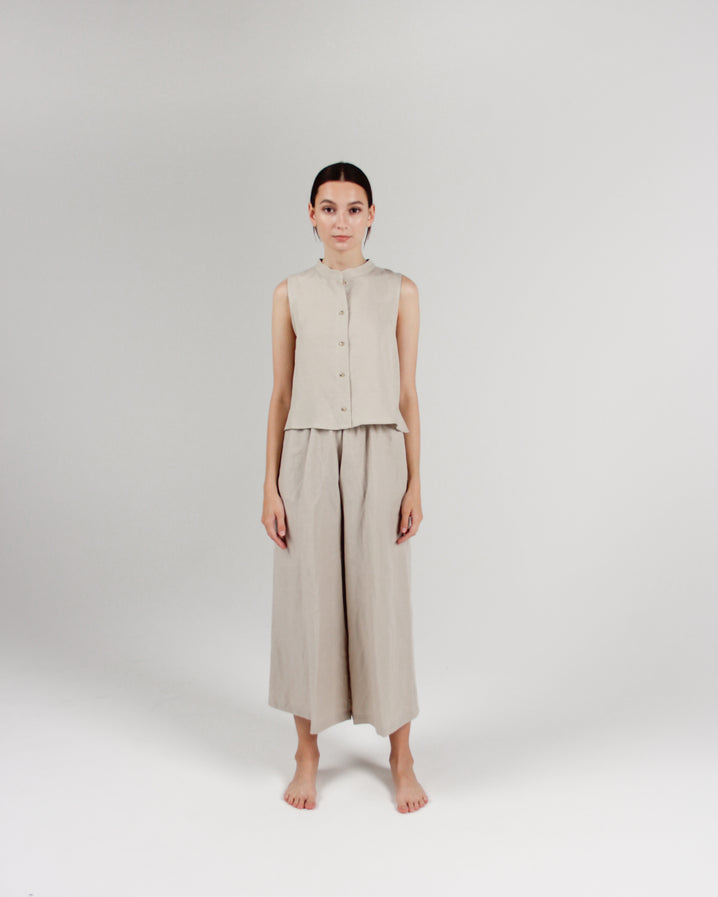 The Culotte in Bone