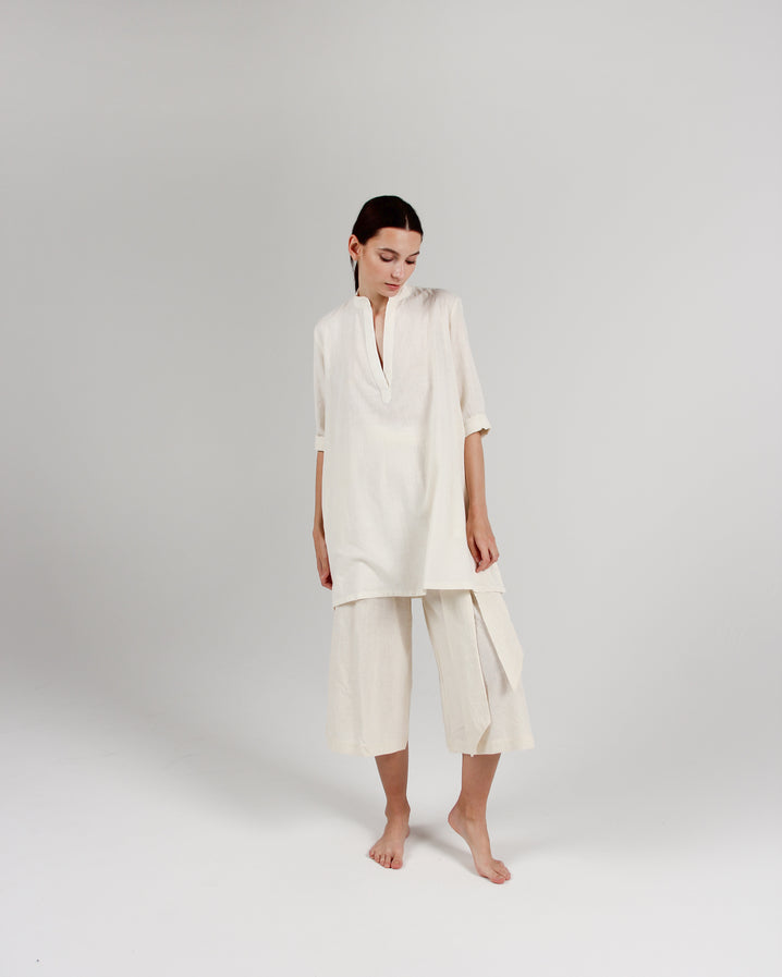 The Easy Tunic in Natural