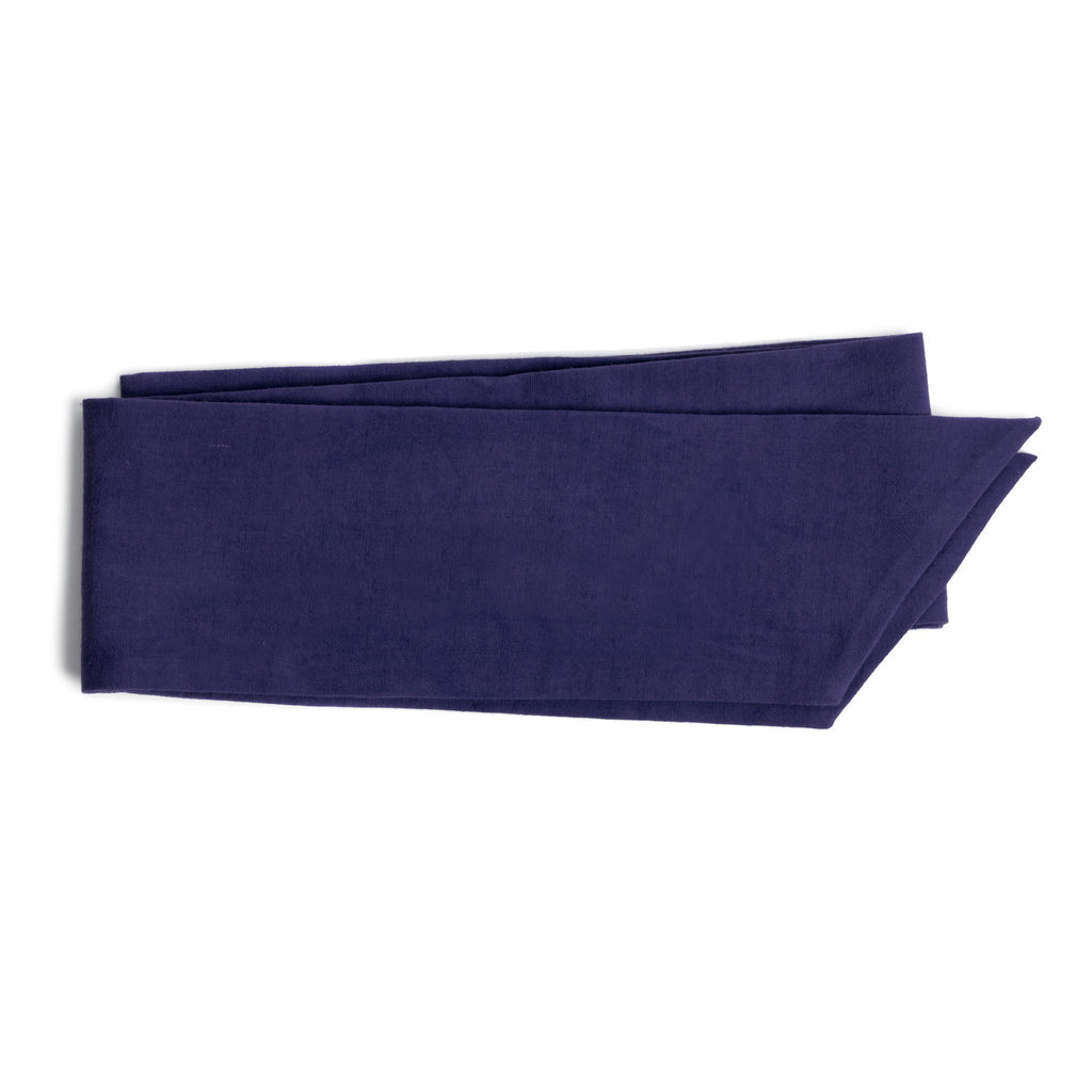 The Obi Wrap in Indigo