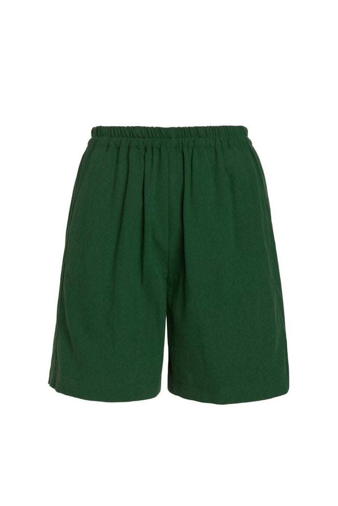 The Studio Short in Jade