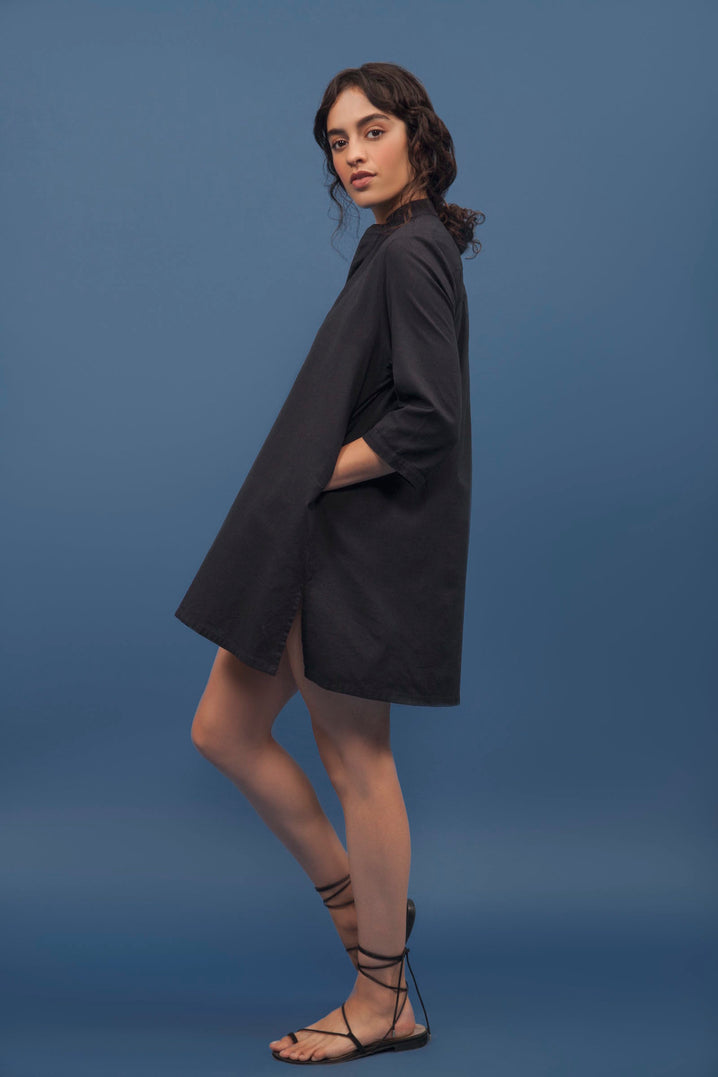 The Easy Tunic in Black