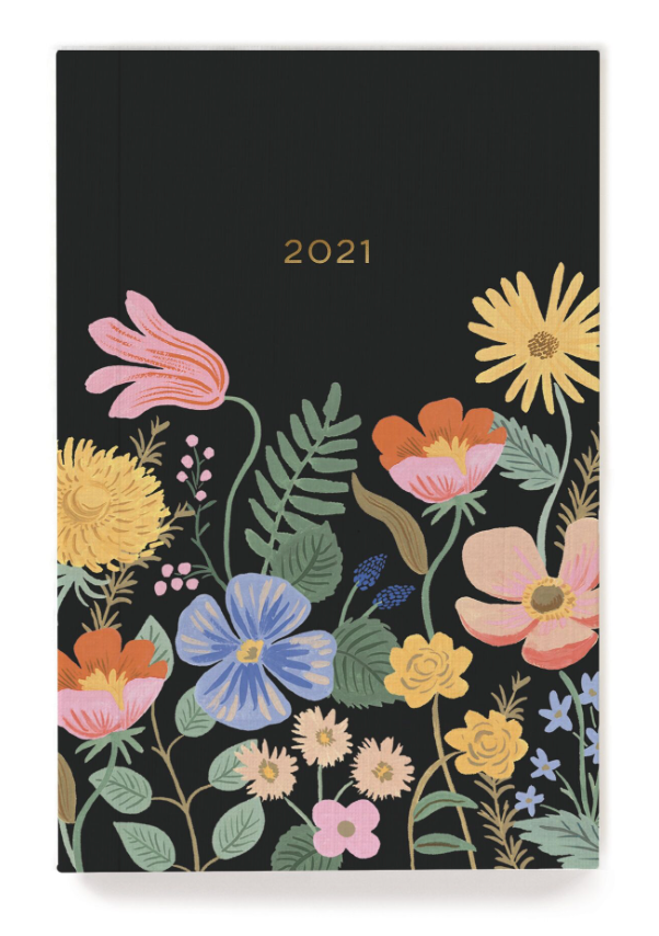 Pocket Planner - 2021 - Strawberry Field