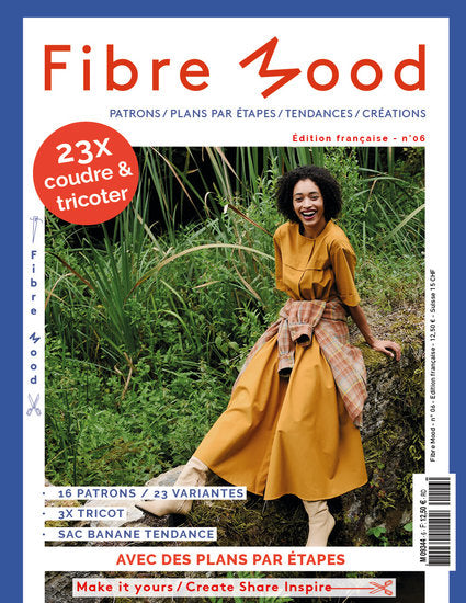 Fibre Mood Magazine N°06
