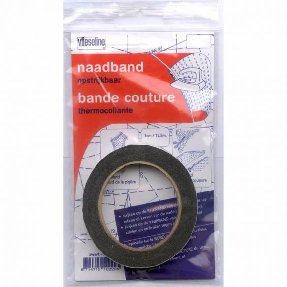Bande couture thermocollante - 10 mm