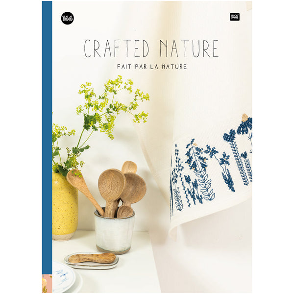 Livre Crafted nature