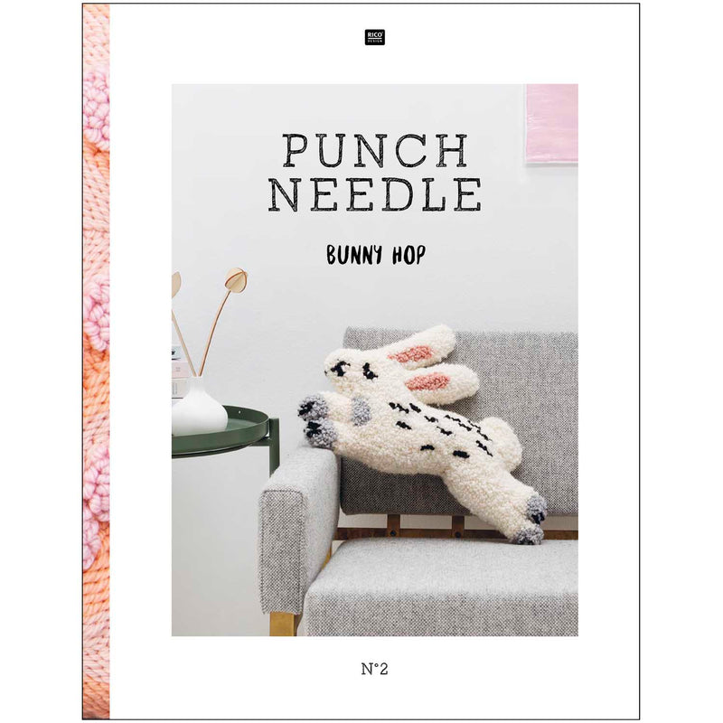 Livre Punch Needle N°2