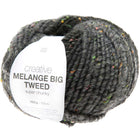 Creative Mélange Big tweed - anthracite