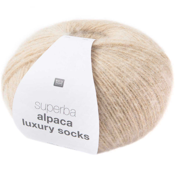 Superba alpaca luxury socks