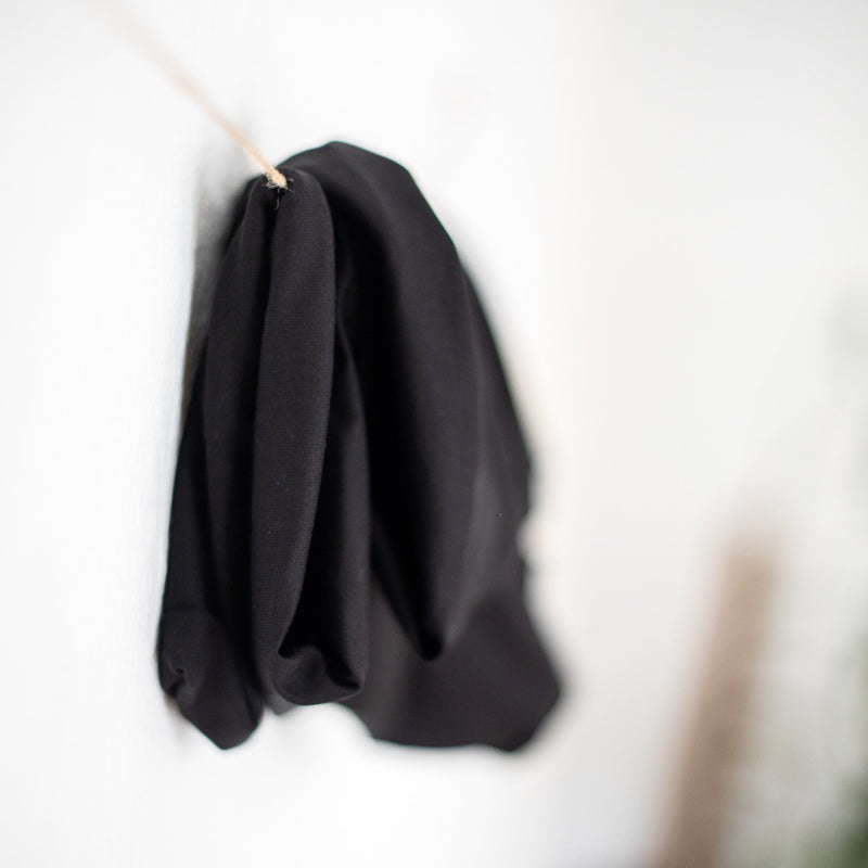 Tencel - Jersey- Black