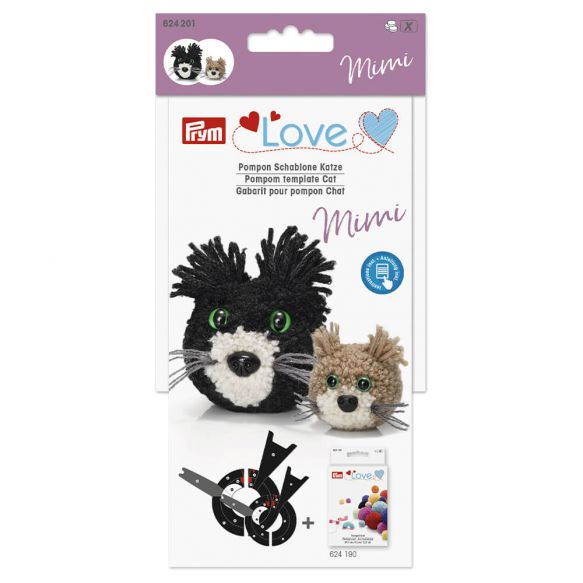 Kit animaux pompons - Prym Love