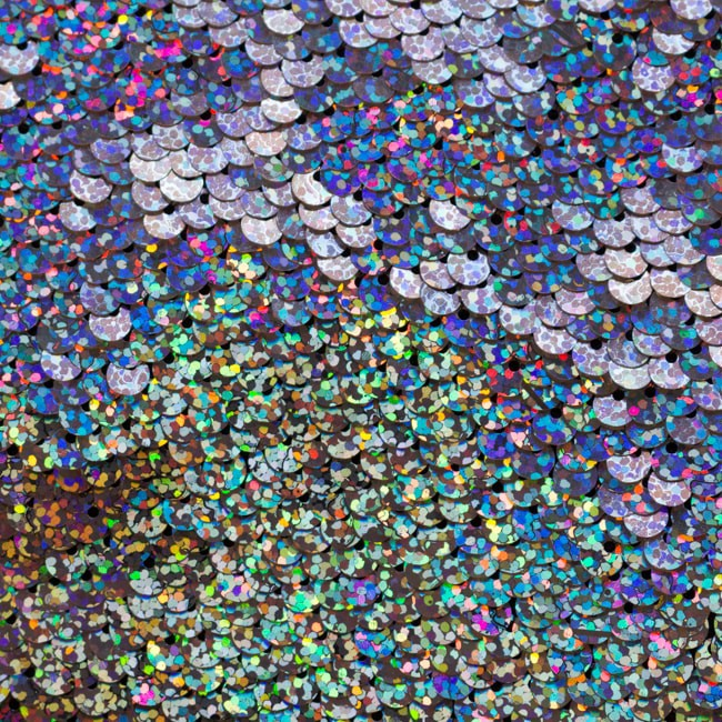 Sequins réversible