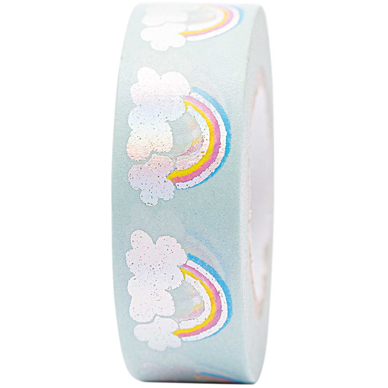 Washi tape - arc-en-ciel