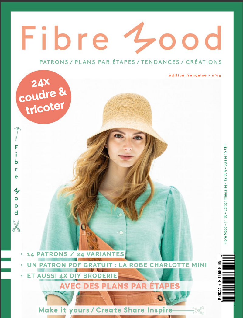 Fibre Mood Magazine N°09