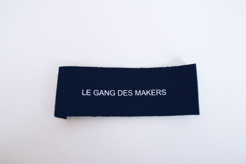 Le gang des makers - lot de 7 étiquettes