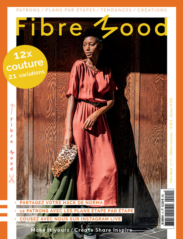 Fibre Mood Magazine N°11