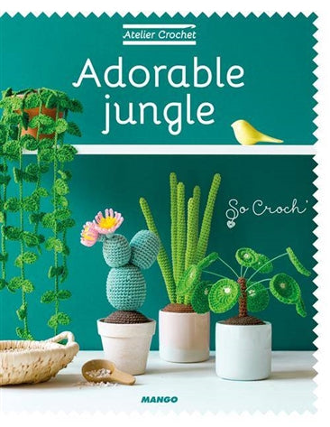 Adorable jungle - Livre