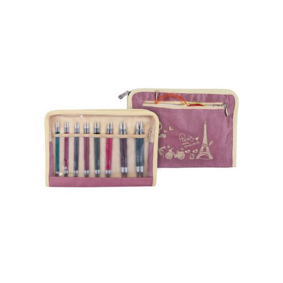 Set aiguilles interchangeables KnitPro Royale