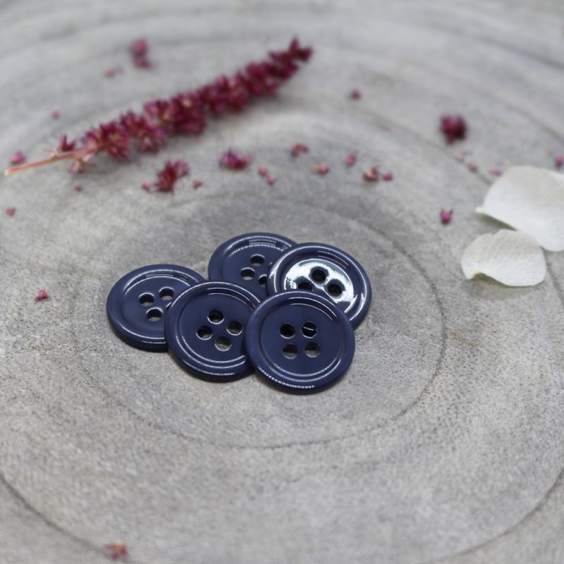 Boutons Bliss - 9mm - Atelier Brunette