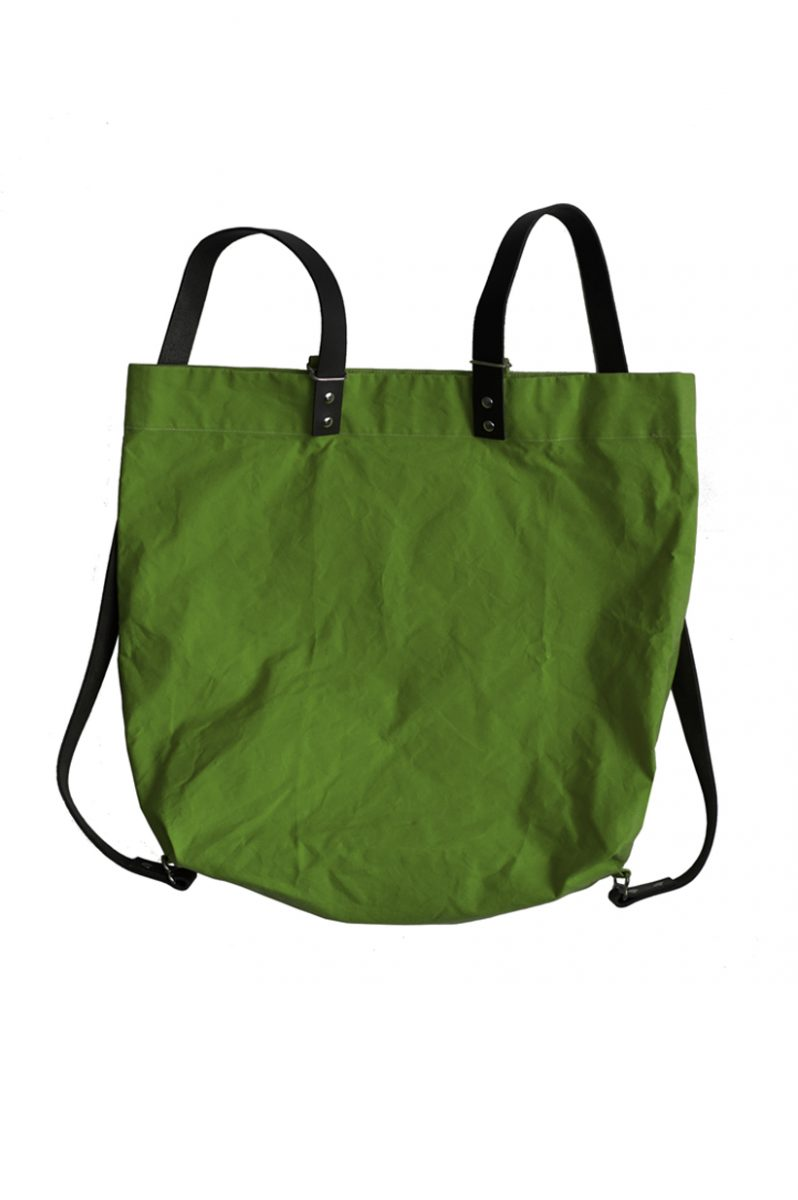 The costermonger bag - patron papier