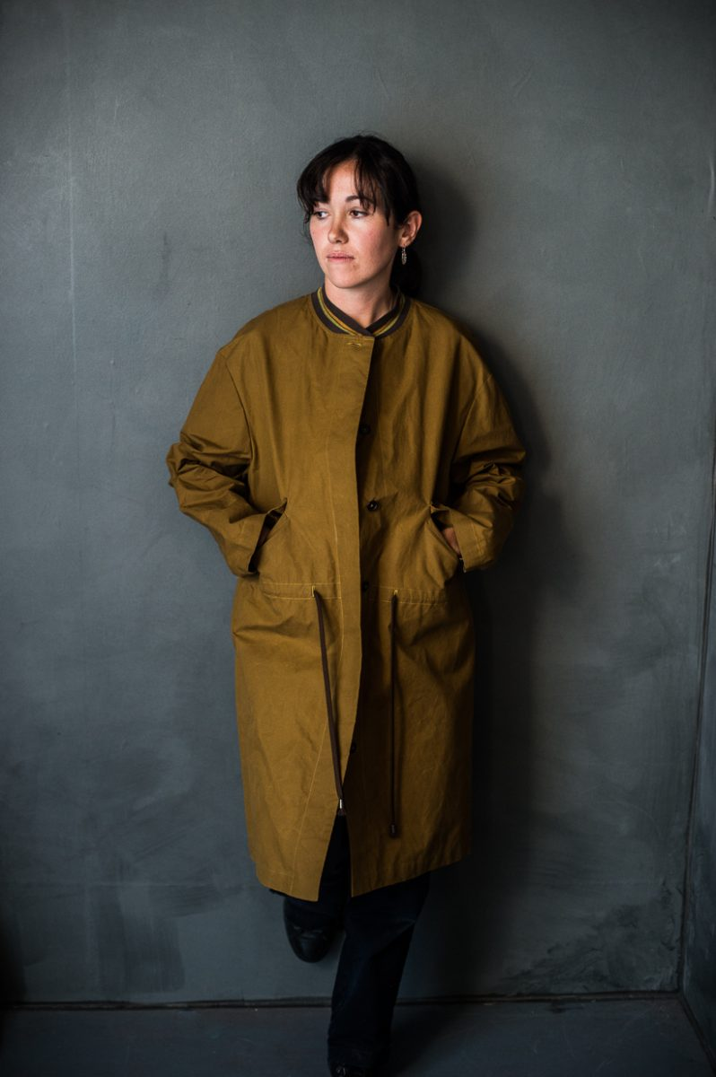 The TN31 Parka - patron papier