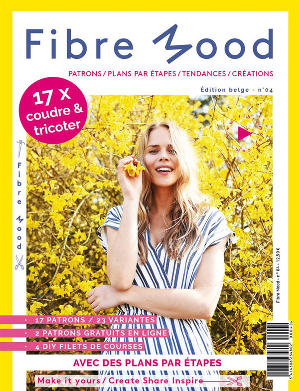 Fibre Mood Magazine N°04