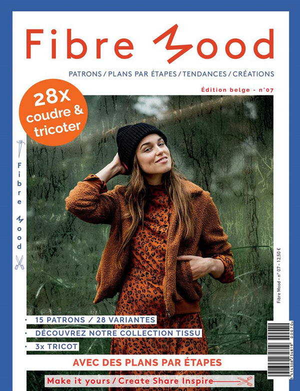 Fibre Mood Magazine N°07