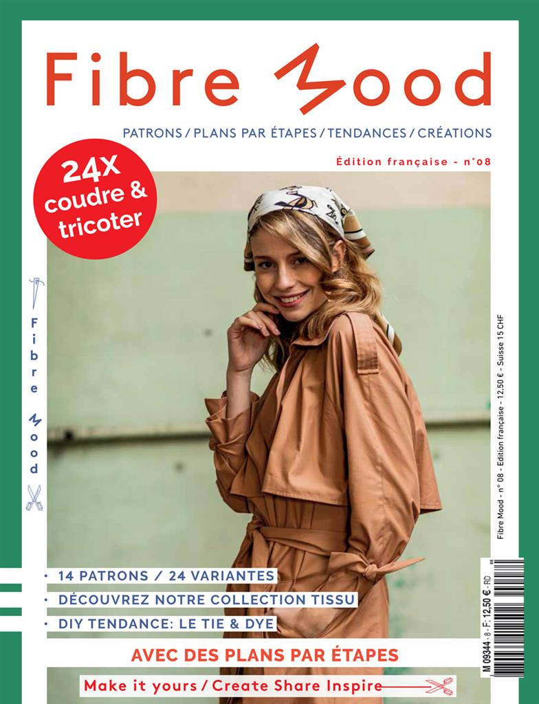 Fibre Mood Magazine N°08