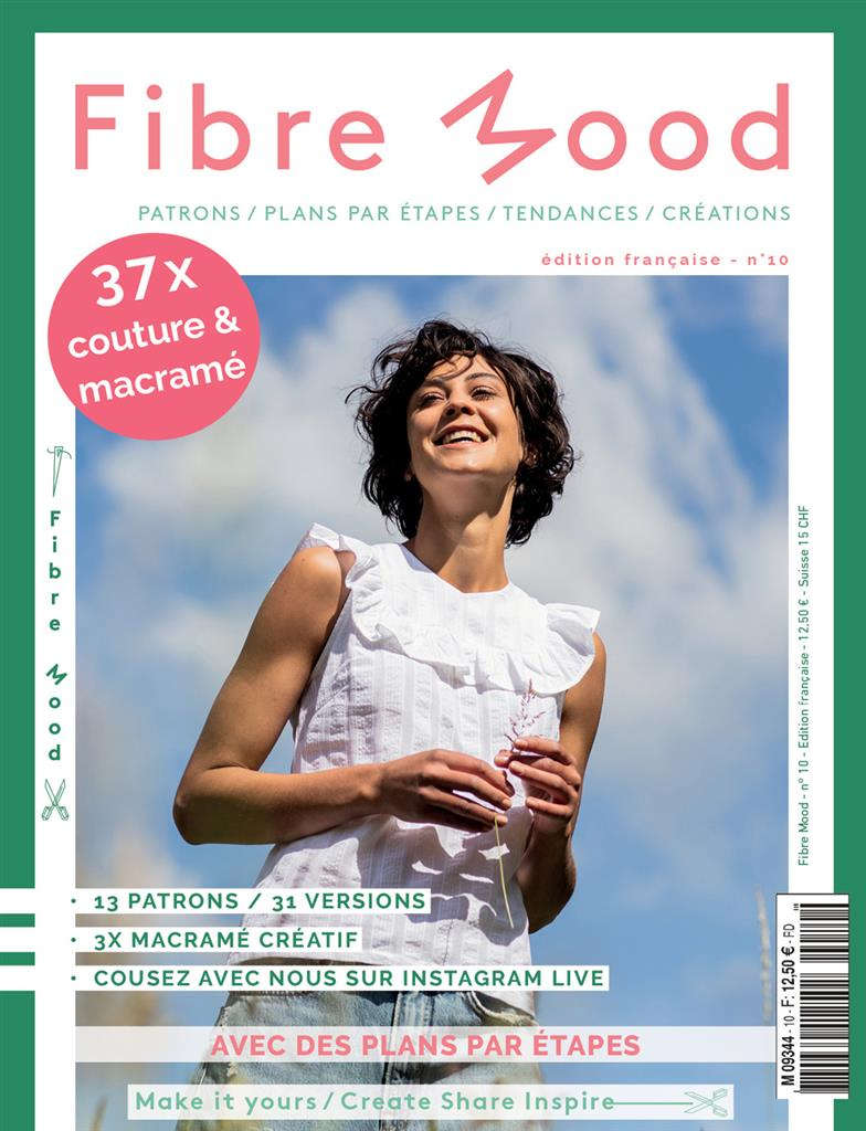 Fibre Mood Magazine N°10