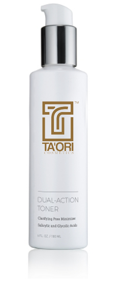 DUAL ACTION TONER