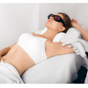 LASER HAIR REMOVAL MEDIUM AREA 6 SESSIONS
