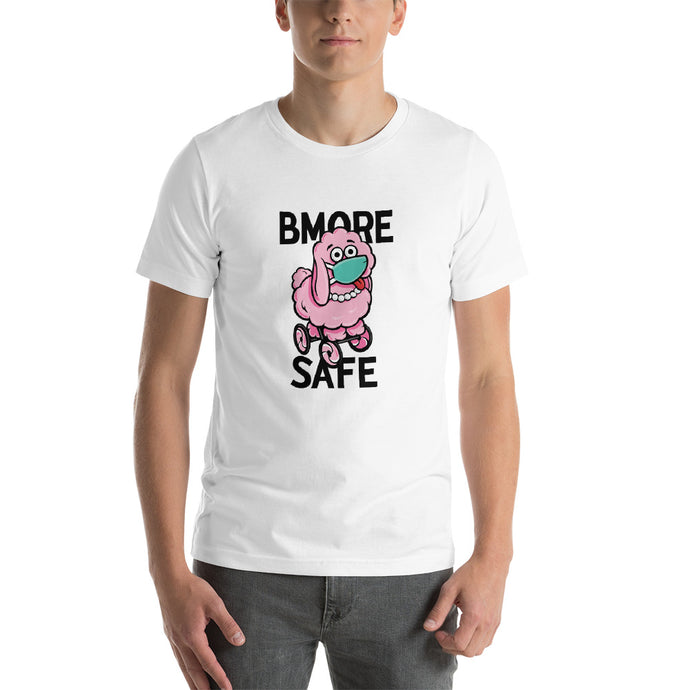 BMORE SAFE Fifi Short-Sleeve Unisex T-Shirt