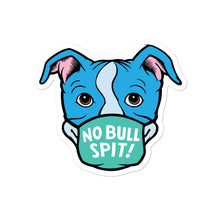 No Bull Spit Bubble-free stickers