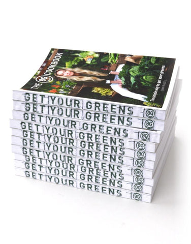 8Greens Cookbook