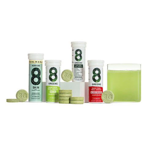 All the Greens Tablet Variety Bundle
