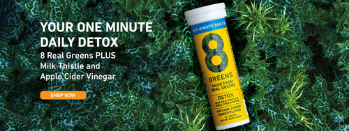 YOUR ONE MINUTE DAILY DETOX