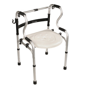 5-in-1 Mobility and Bathroom Aid - Shower Seat Mode