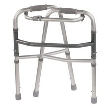 Collapsed Folding Adjustable Single Release Walker