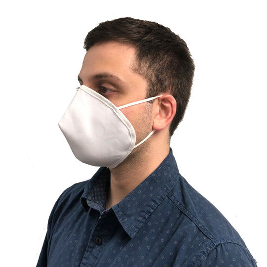 6209WH Cloth Face Mask