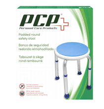 Padded Round Safety Stool Packaging