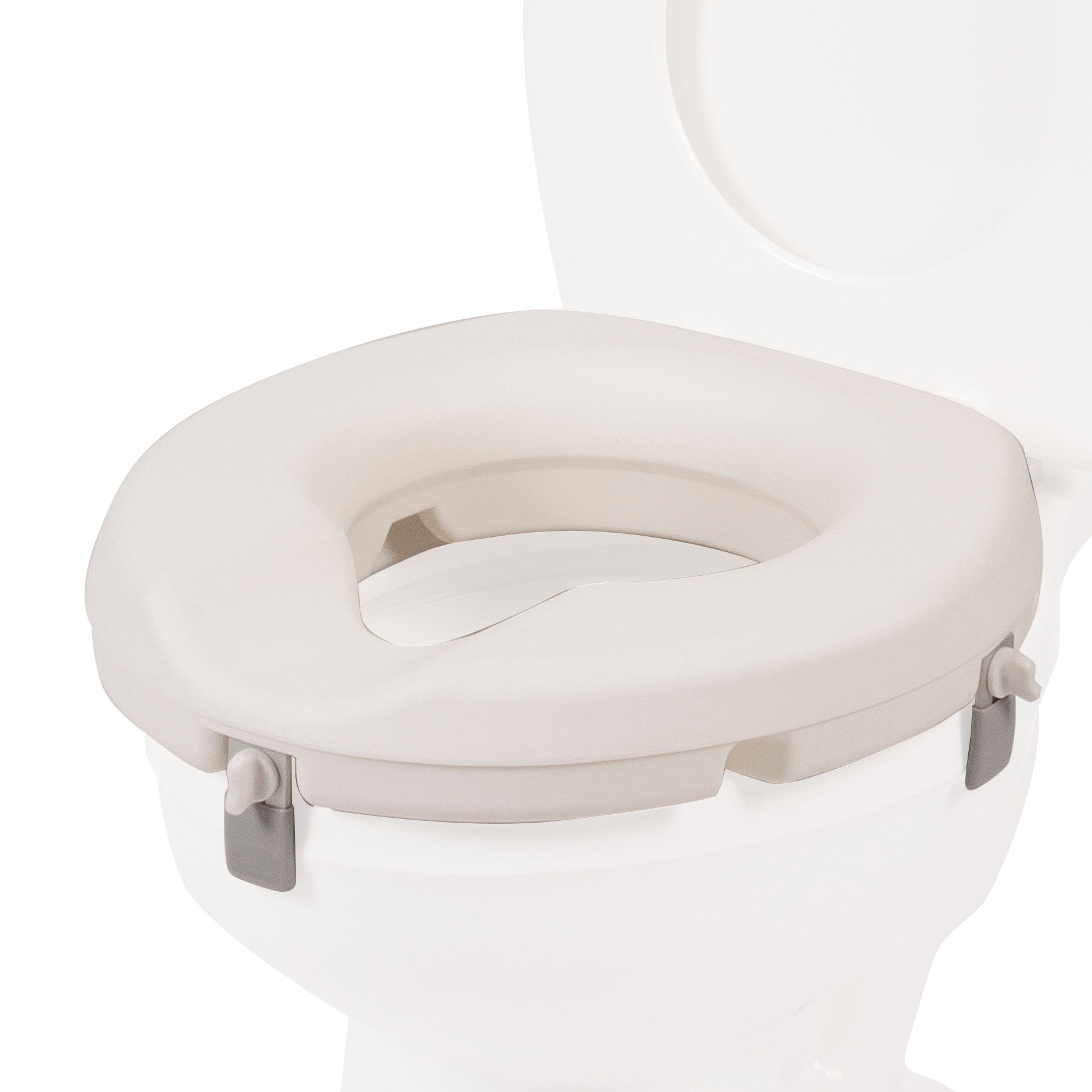 7019 3 Quot Universal Raised Toilet Seat Pcpmedical