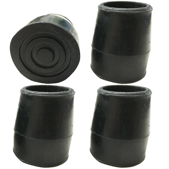 6113-B Replacement Walker/Commode Tips